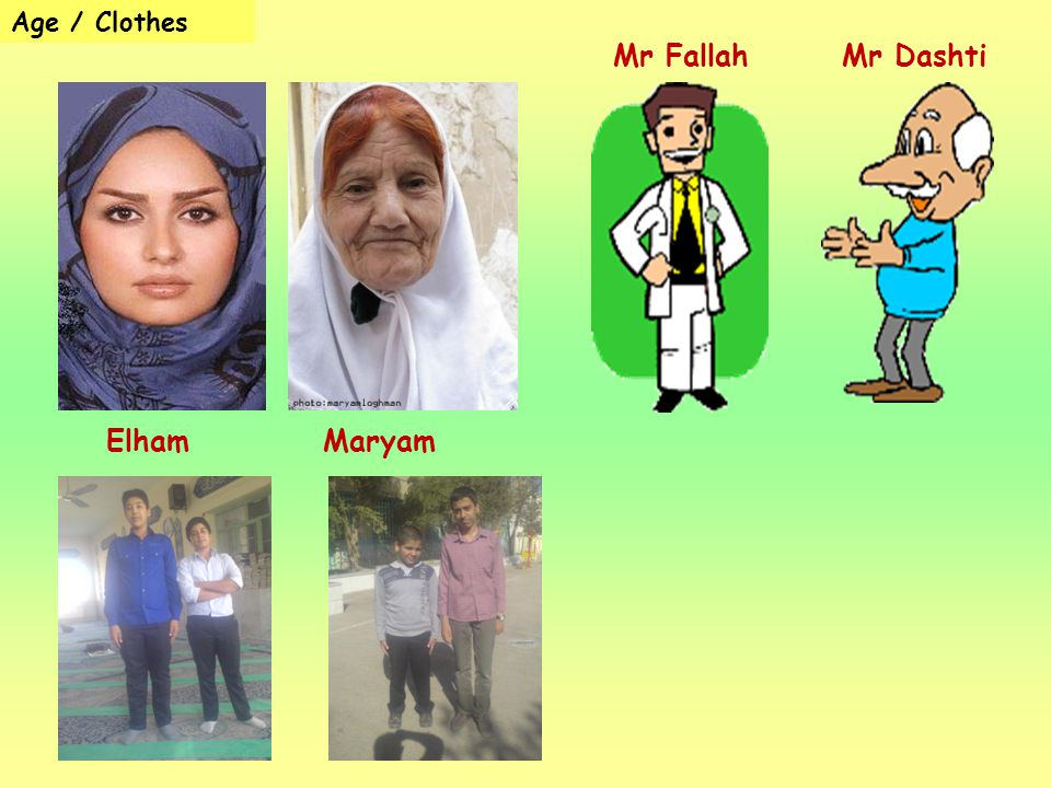 Mr Fallah Mr Dashti Elham