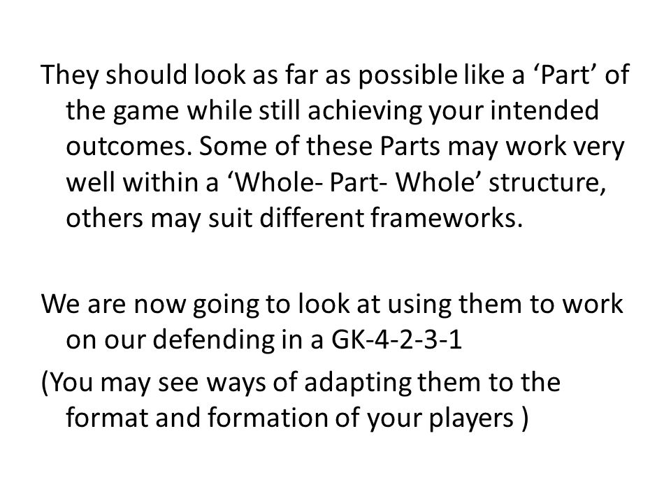 They should look as far as possible like a 'Part' of the game while still achieving your intended outcomes.