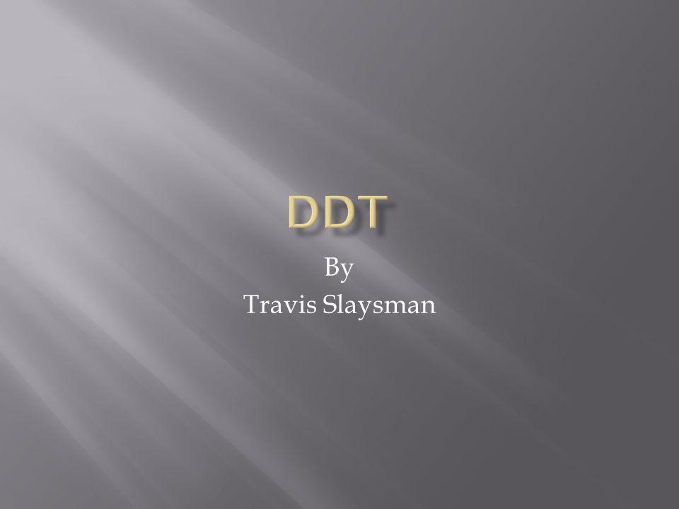 DDT By Travis Slaysman