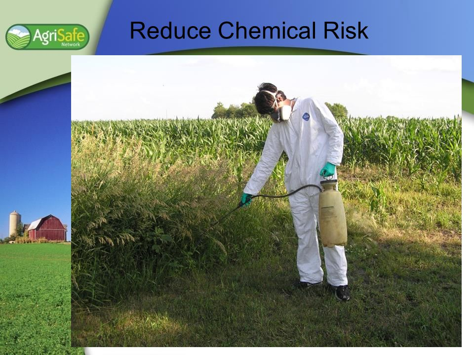 Reduce Chemical Risk