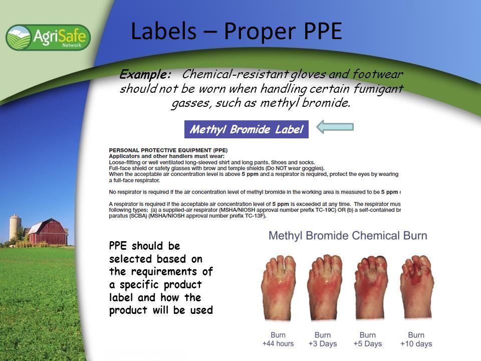 Labels – Proper PPE