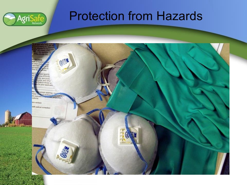 Protection from Hazards