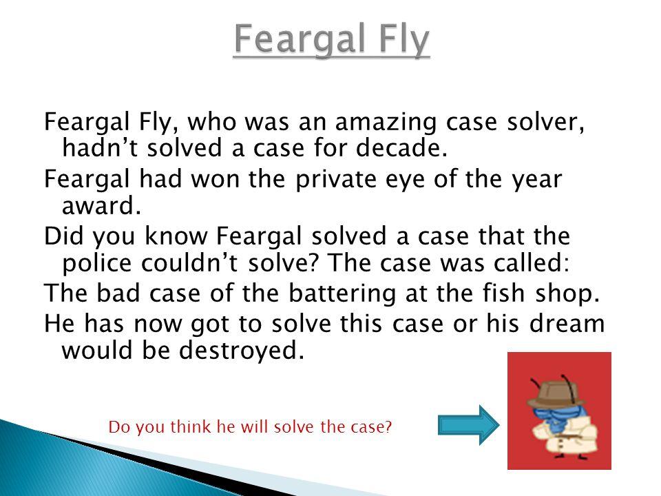 Feargal Fly