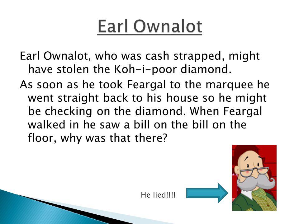 Earl Ownalot
