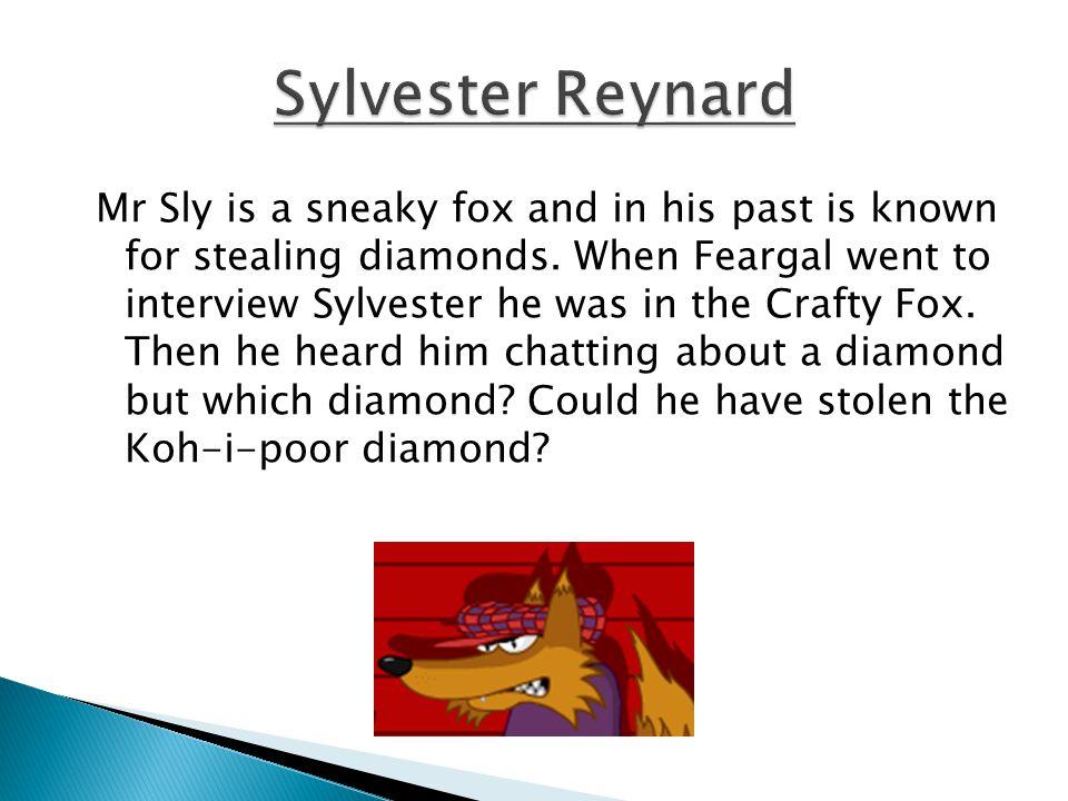 Sylvester Reynard