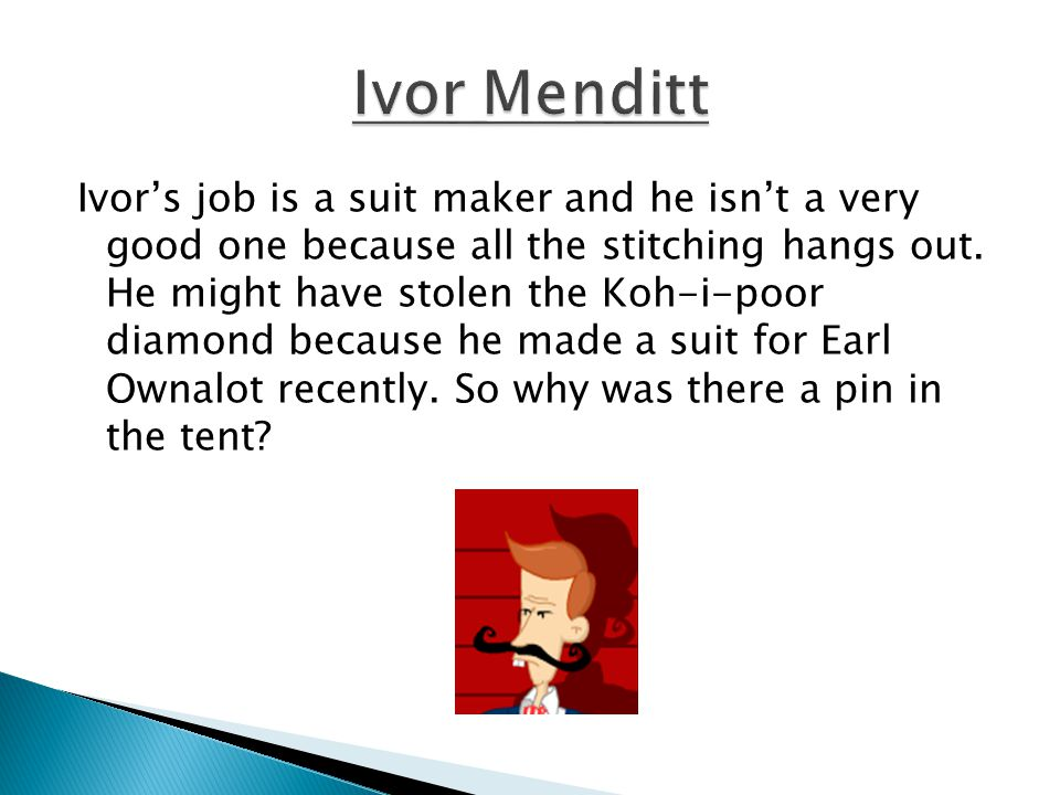 Ivor Menditt