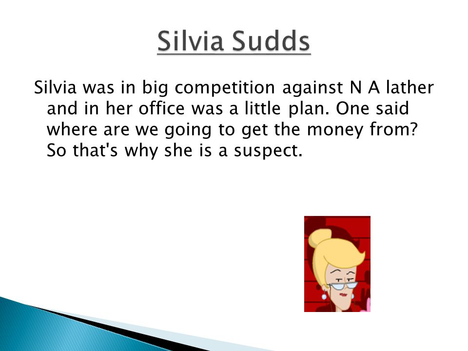 Silvia Sudds