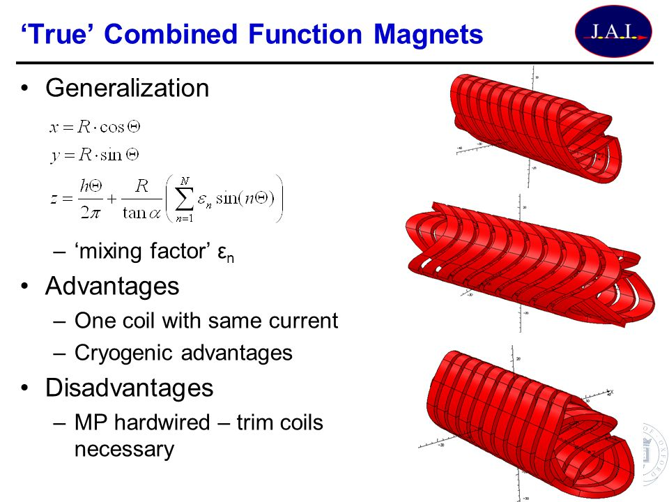 'True' Combined Function Magnets