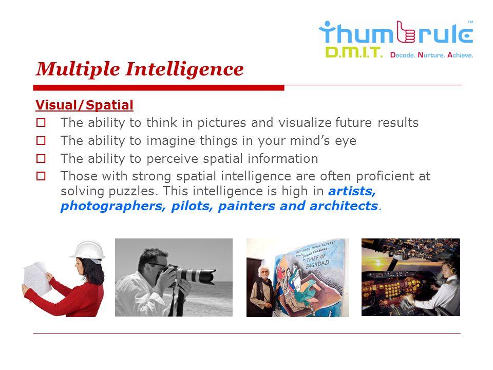 Multiple Intelligence