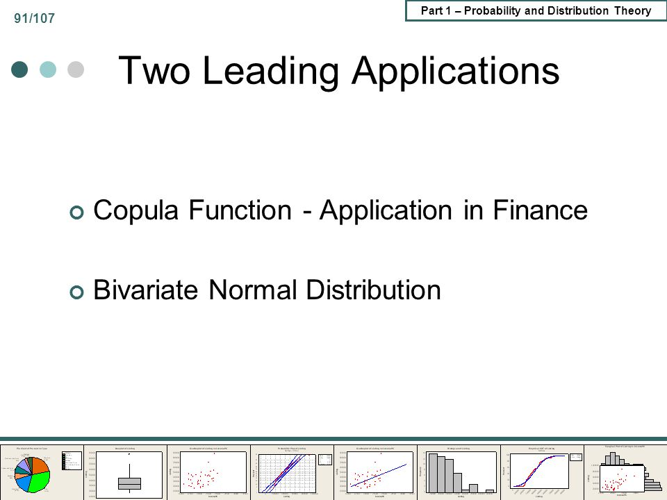 Two Leading Applications