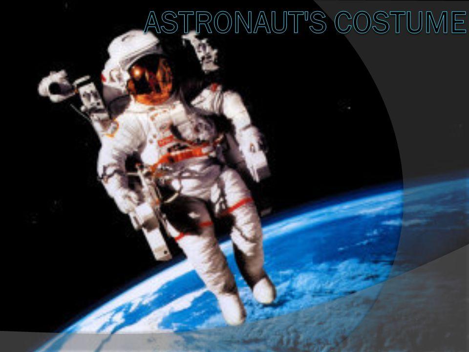 Astronaut s costume