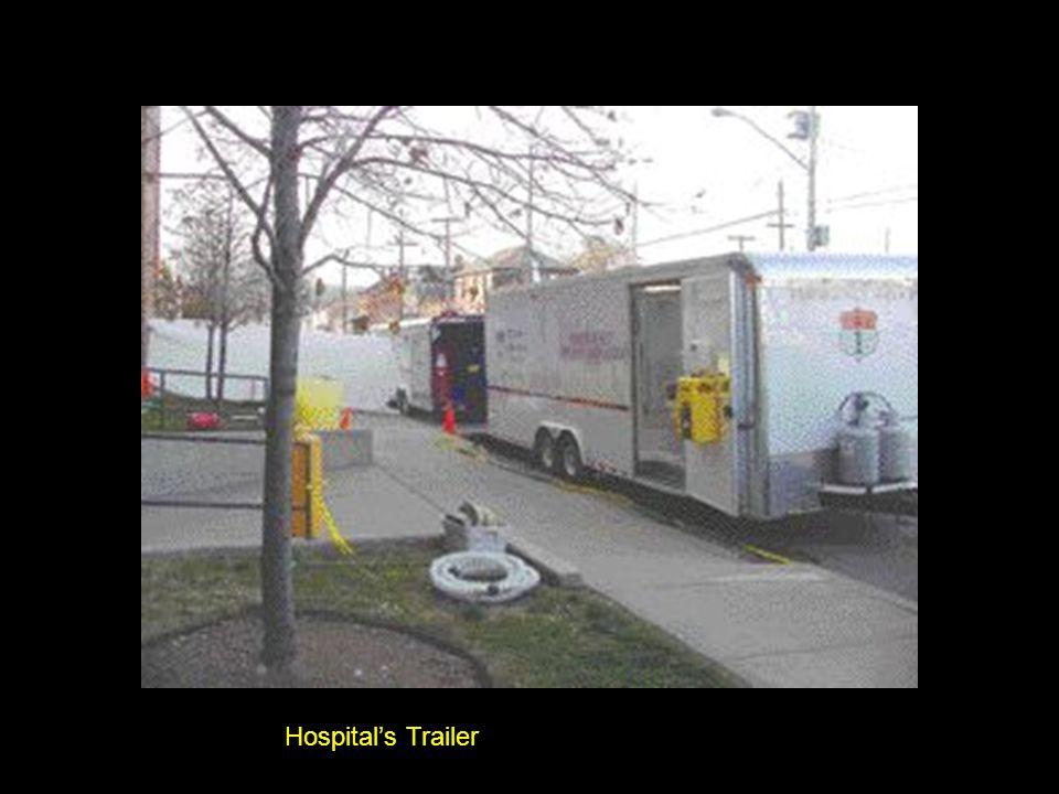 Hospital's Trailer