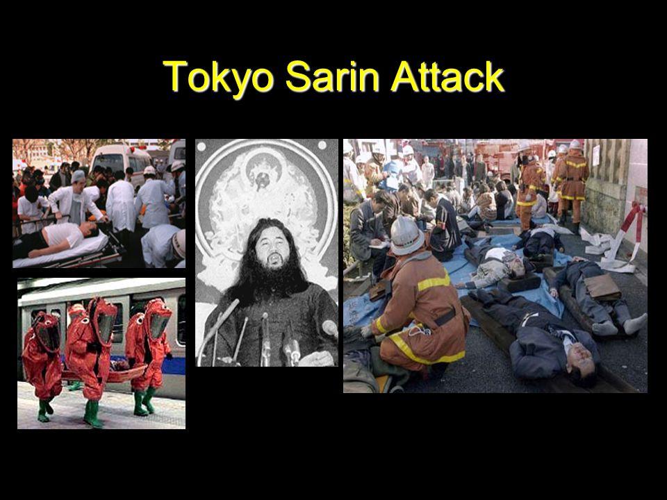 Tokyo Sarin Attack