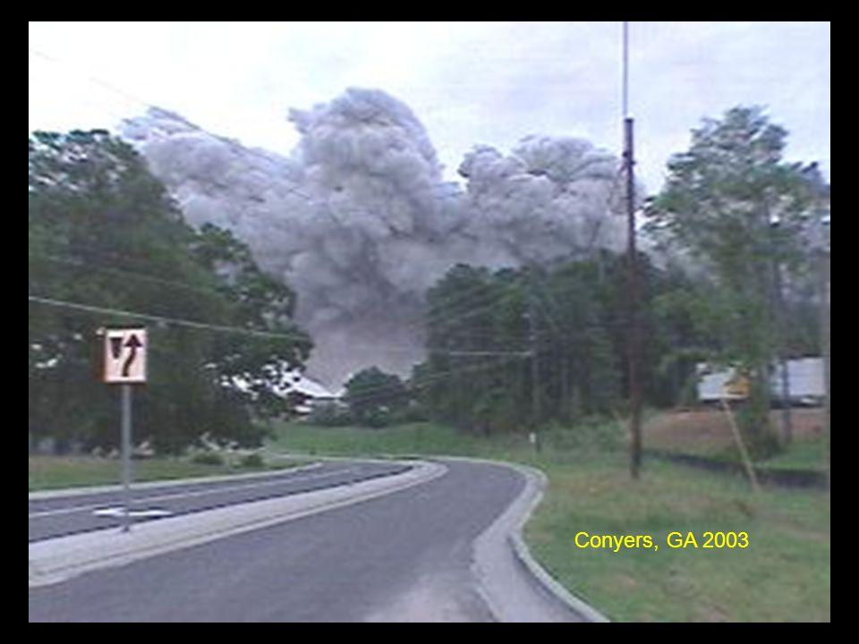 Conyers, GA 2003
