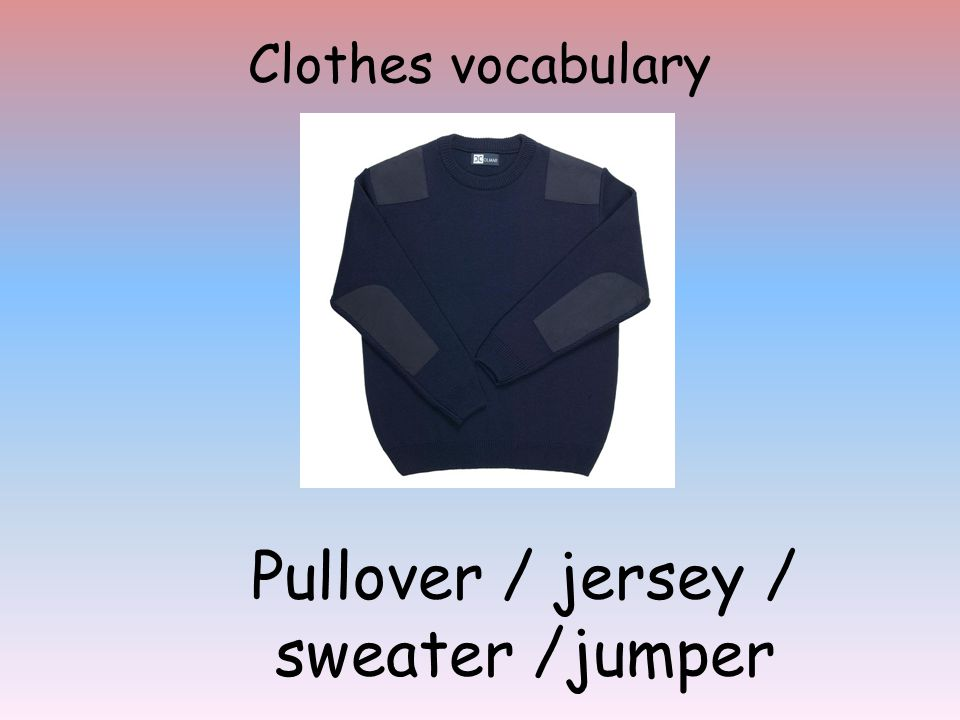 Pullover / jersey / sweater /jumper
