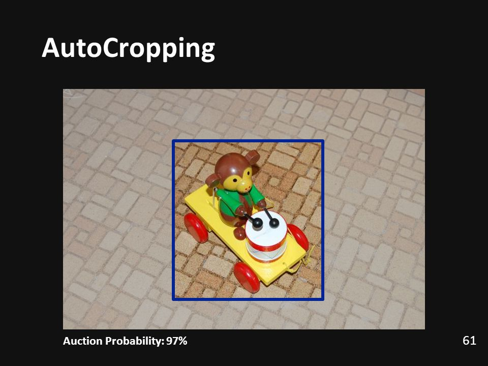 AutoCropping Auction Probability: 97% 61