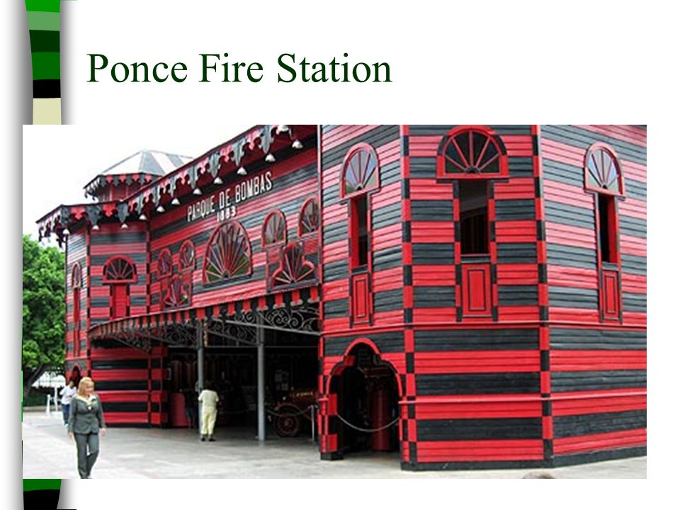 Ponce Fire Station