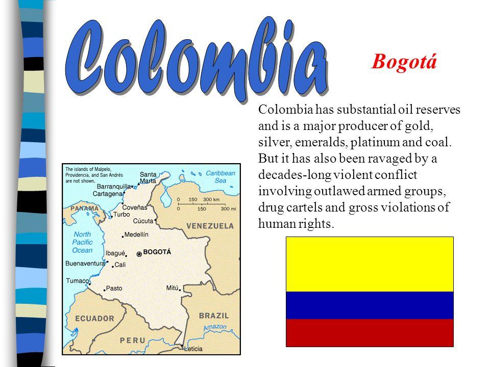Colombia Bogotá.