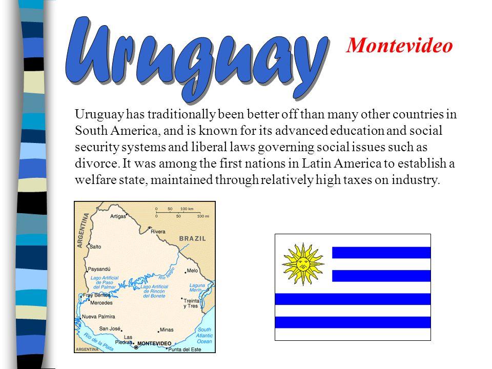 Uruguay Montevideo.