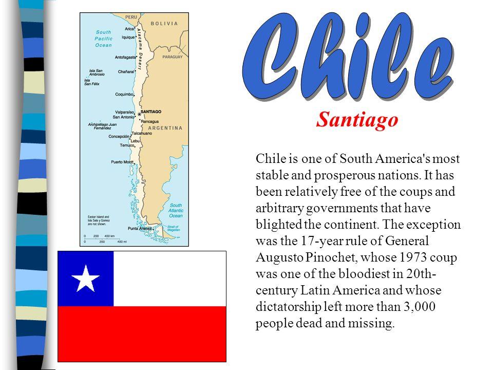 Chile Santiago.