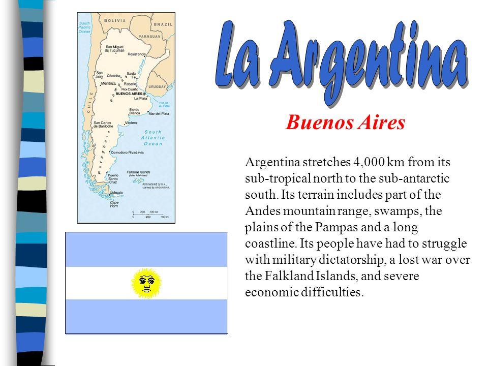 La Argentina Buenos Aires