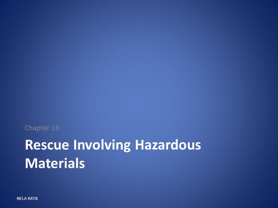 Rescue Involving Hazardous Materials