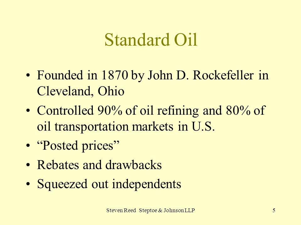 Steven Reed Steptoe & Johnson LLP