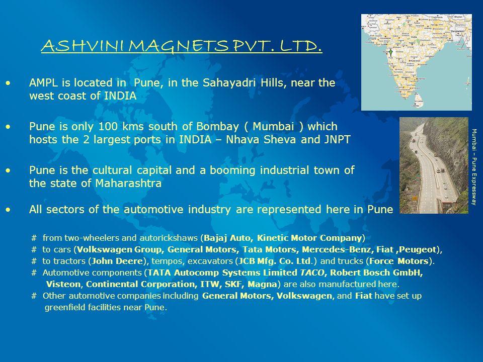 ASHVINI MAGNETS PVT. LTD.