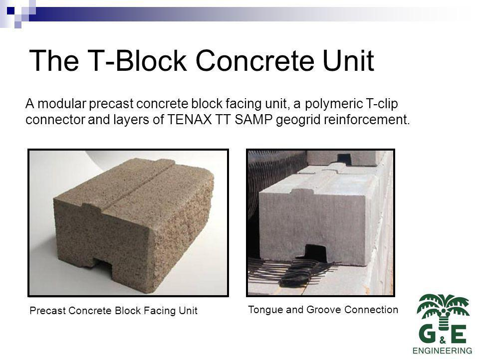 The T-Block Concrete Unit
