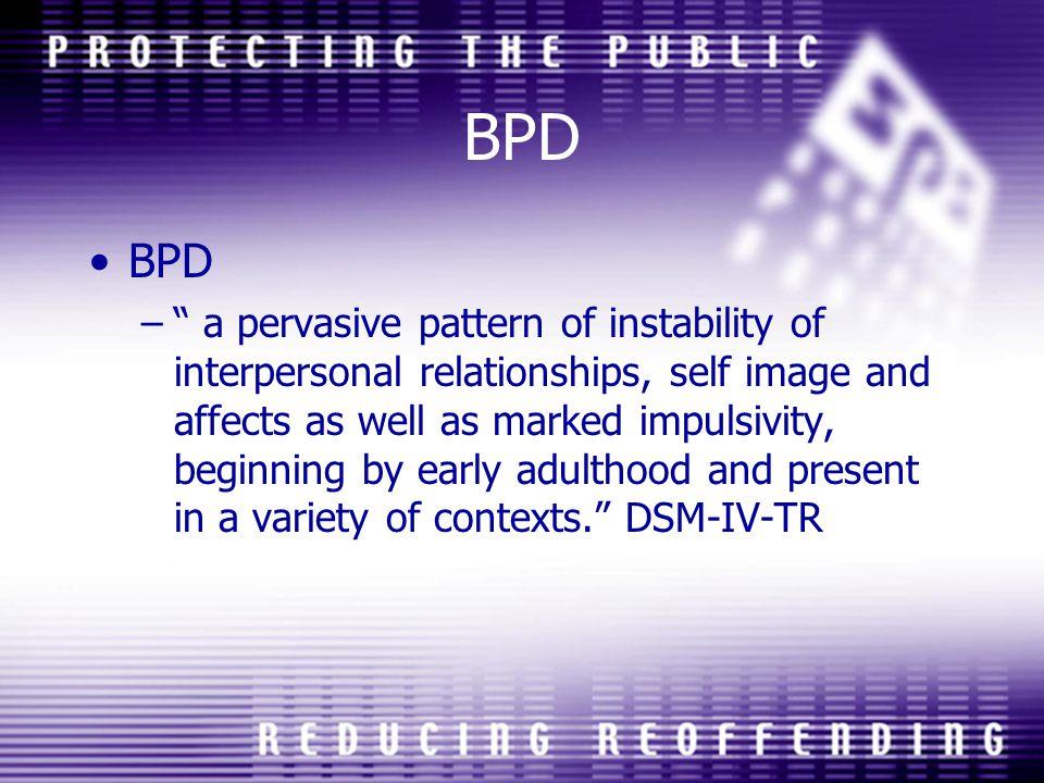 BPD BPD.