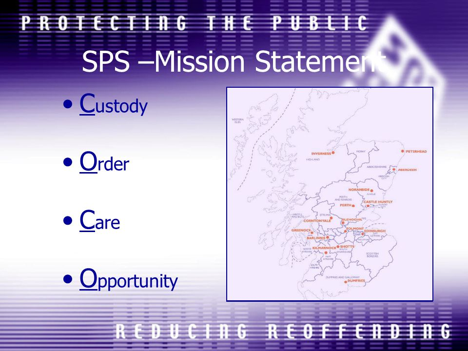 SPS –Mission Statement