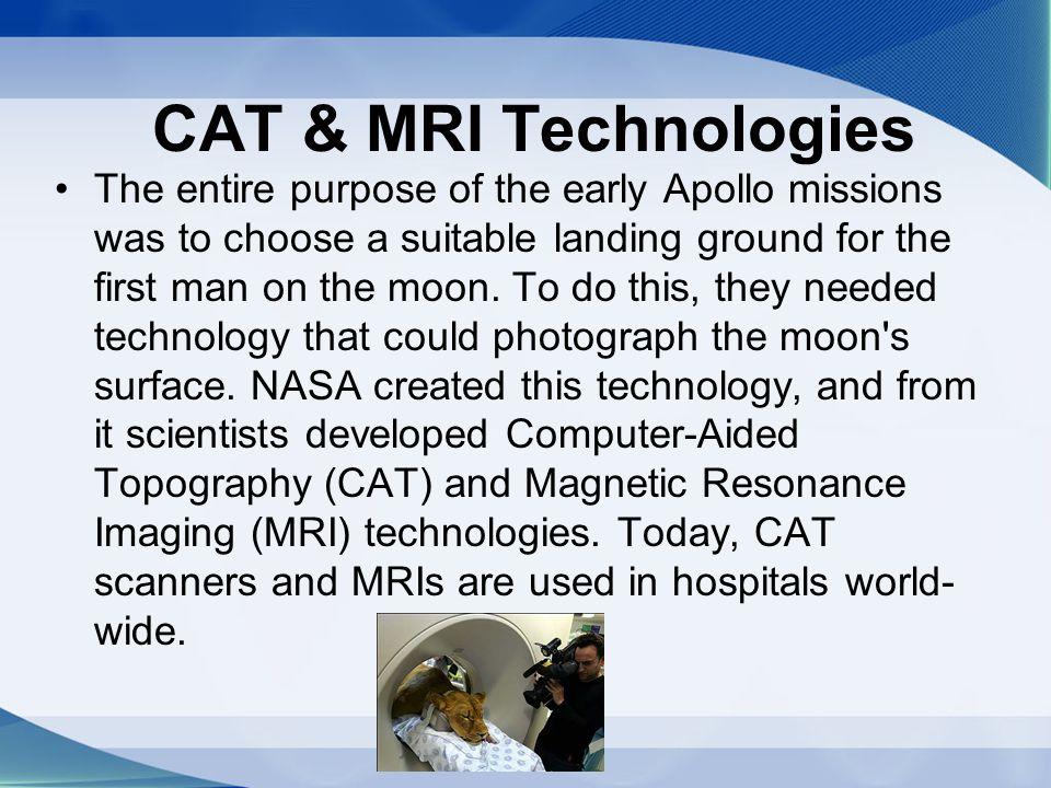 CAT & MRI Technologies