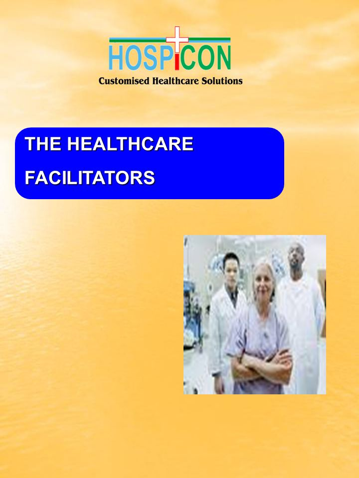 THE HEALTHCARE FACILITATORS