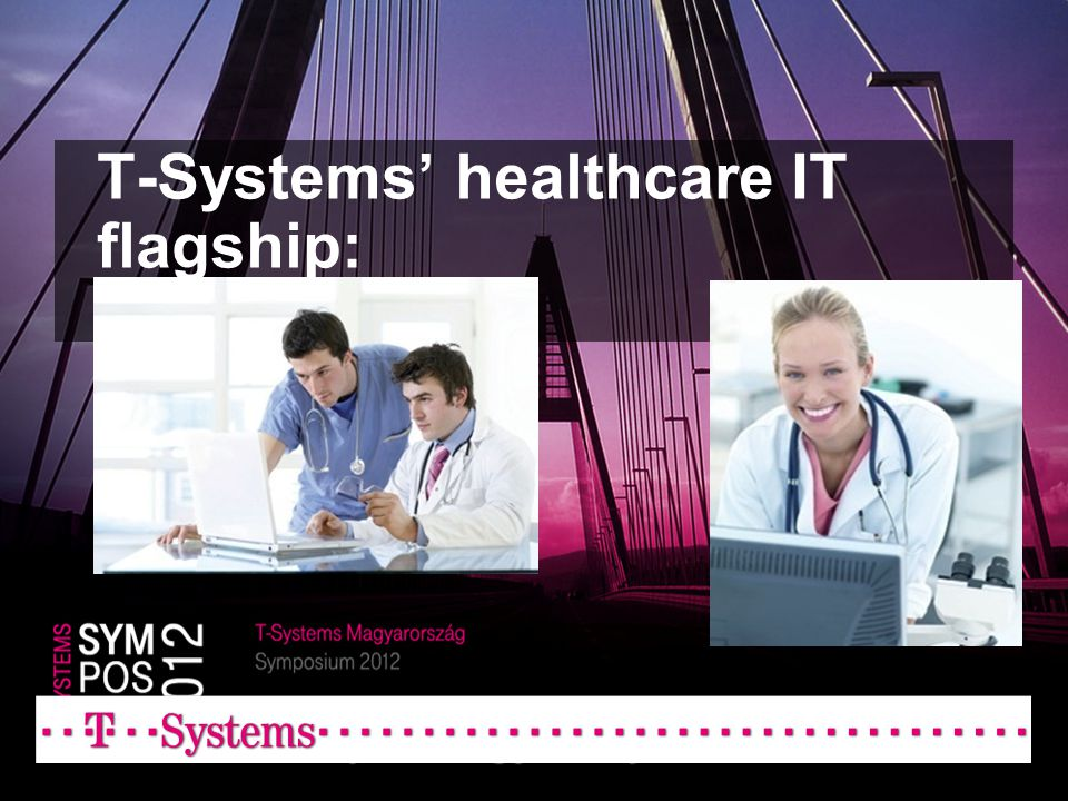 T-Systems' healthcare IT flagship: e-MedSolution