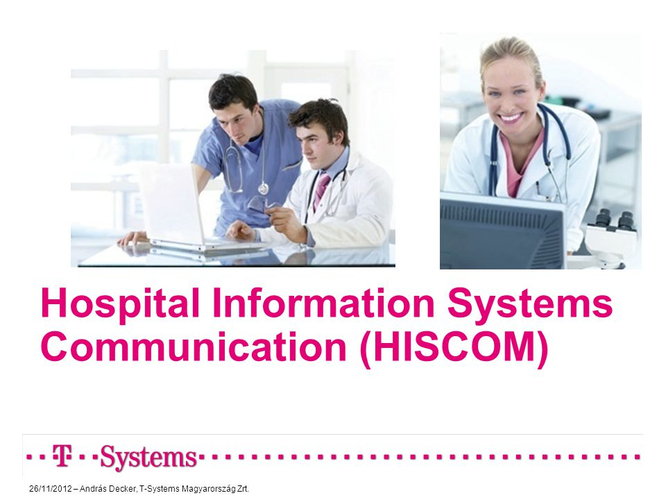 Hospital Information Systems Communication (HISCOM)