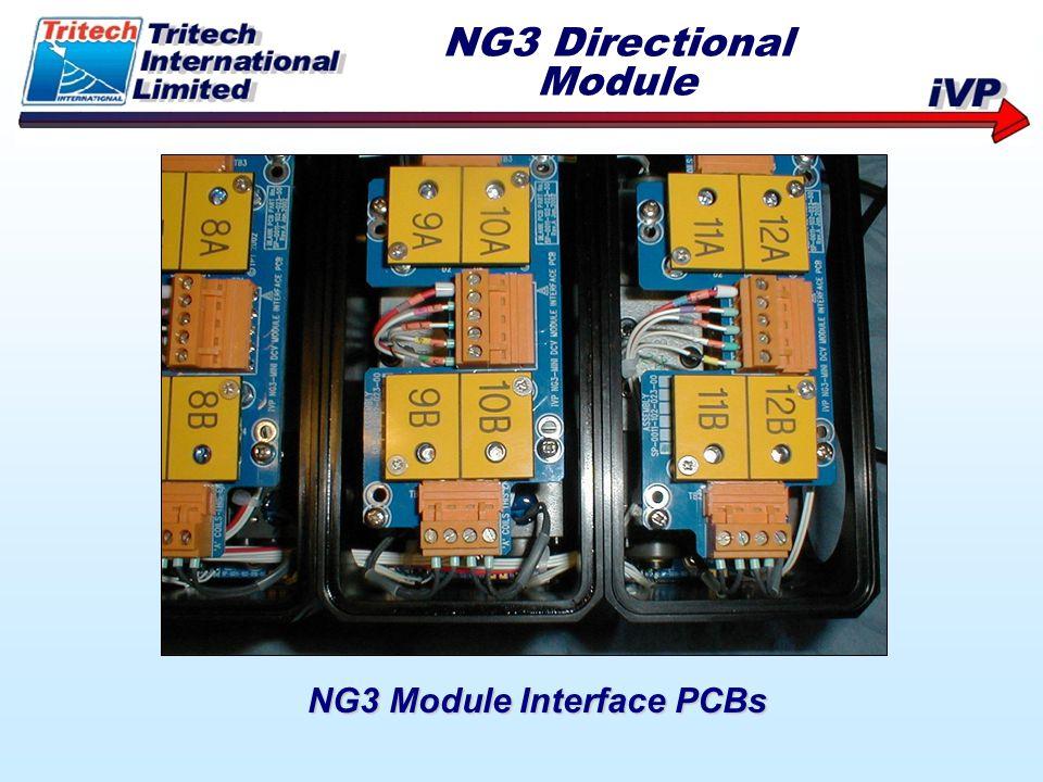 NG3 Directional Module NG3 Module Interface PCBs