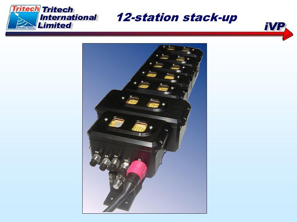 12-station stack-up
