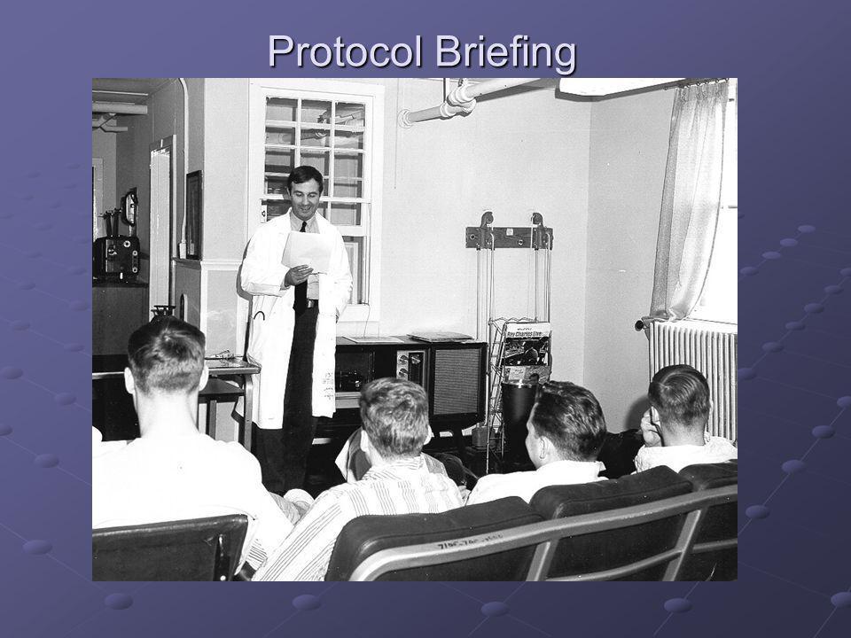 Protocol Briefing