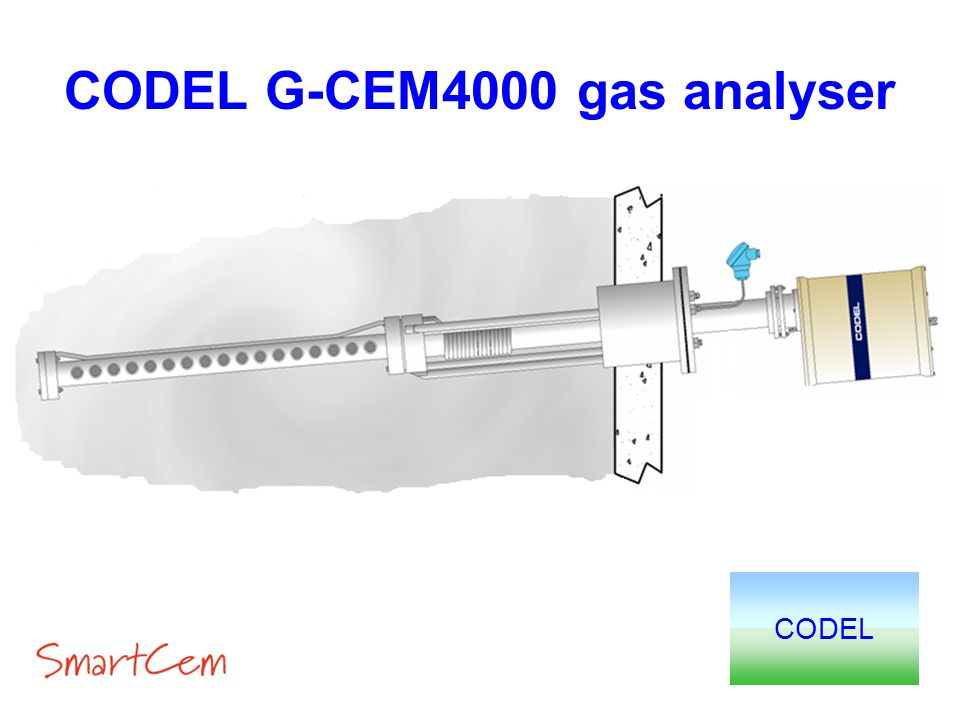 CODEL G-CEM4000 gas analyser