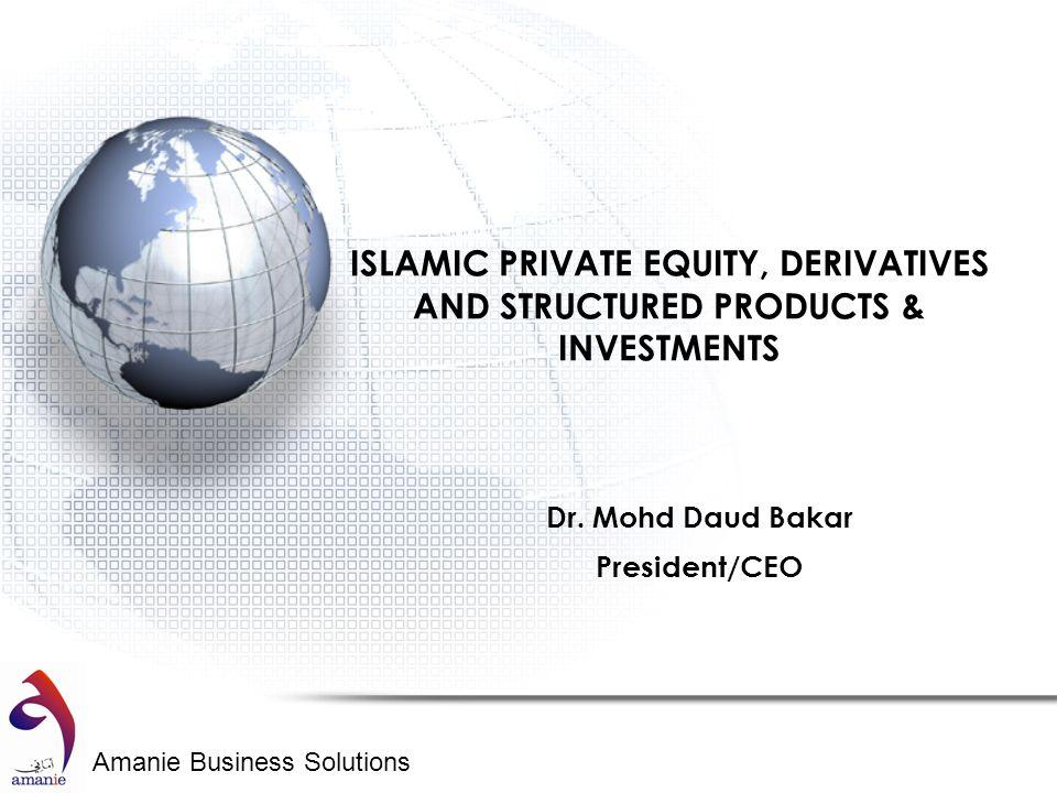 Dr. Mohd Daud Bakar President/CEO