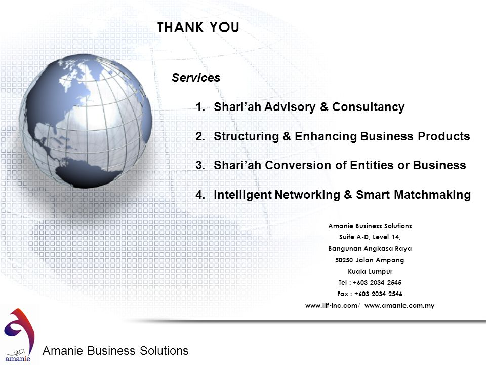 Amanie Business Solutions