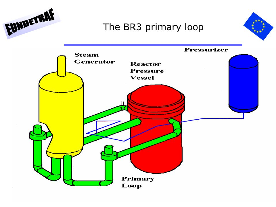The BR3 primary loop