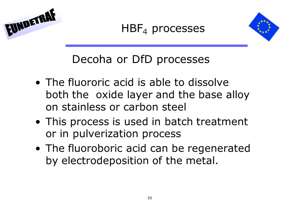 Decoha or DfD processes