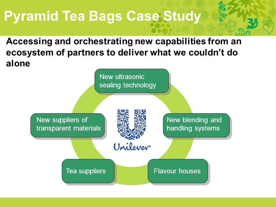 Pyramid Tea Bags Case Study