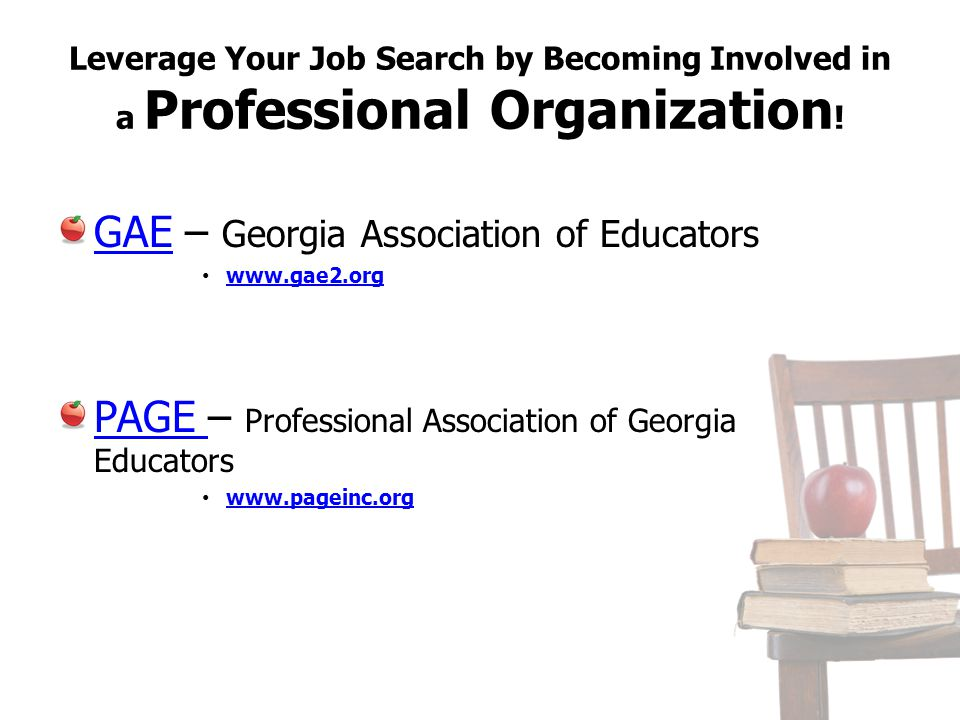 GAE – Georgia Association of Educators
