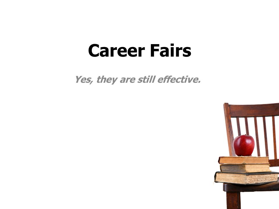 effectiveness of job fairs How job seekers should use job fairs next avenue if you're looking for work, you may want to meet with prospective employers at a job fair.