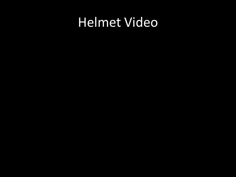 Helmet Video