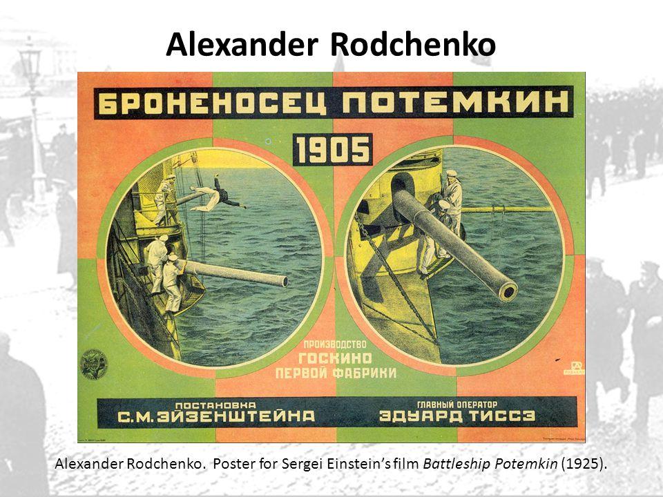 Alexander Rodchenko Alexander Rodchenko.