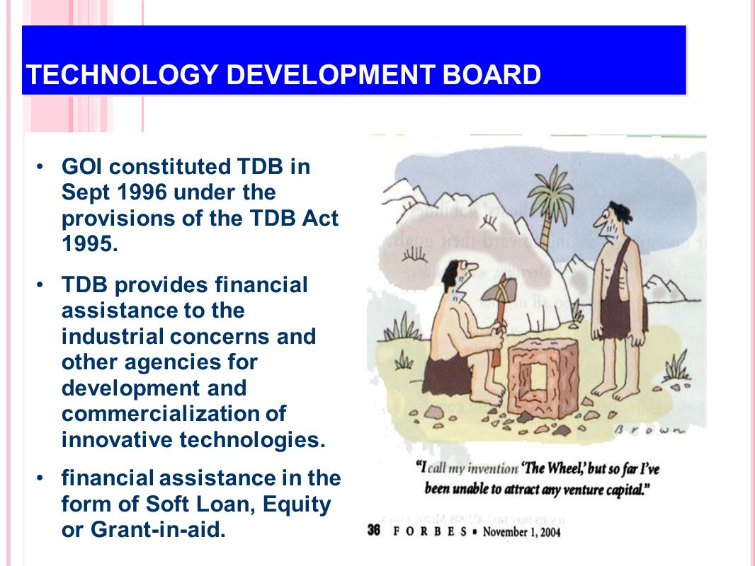 TECHNOLOGY DEVELOPMENT BOARD