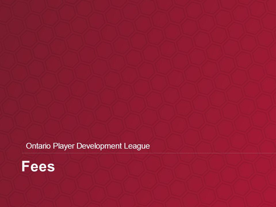 Ontario Player Development League